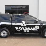 Ford exibe New Fiesta, Ecosport e Ranger para uso policial