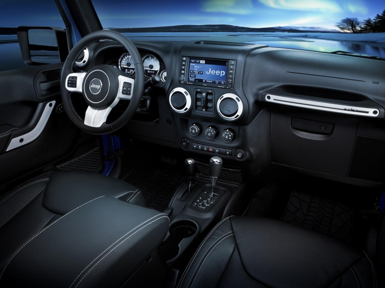 2013 Jeep Wrangler Polar limited edition 2