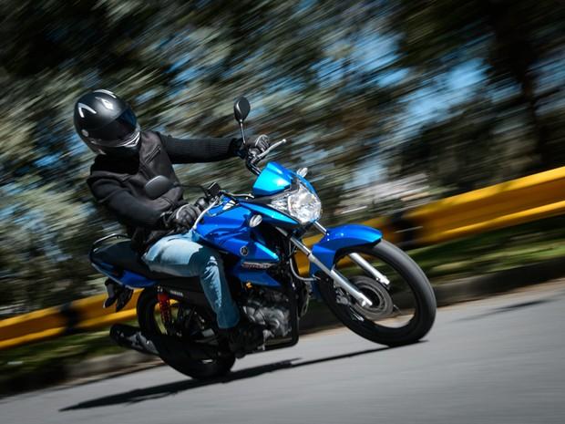 Yamaha YS 150 Fazer