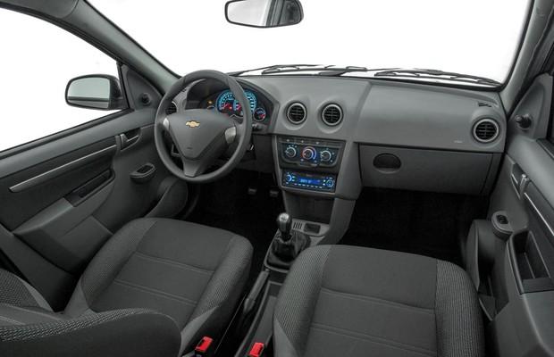 Chevrolet Celta 2014 série Advantage 2