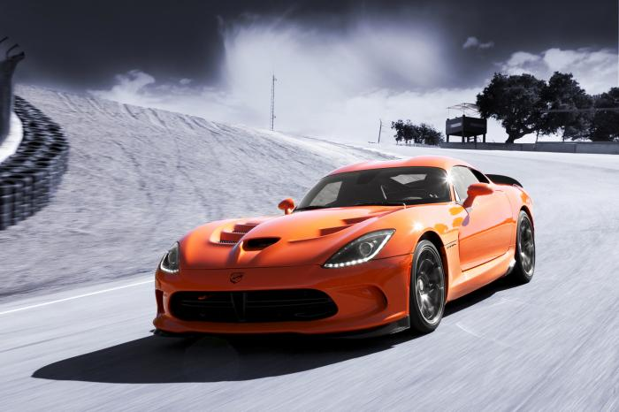 2014 SRT Viper Time Attack 11
