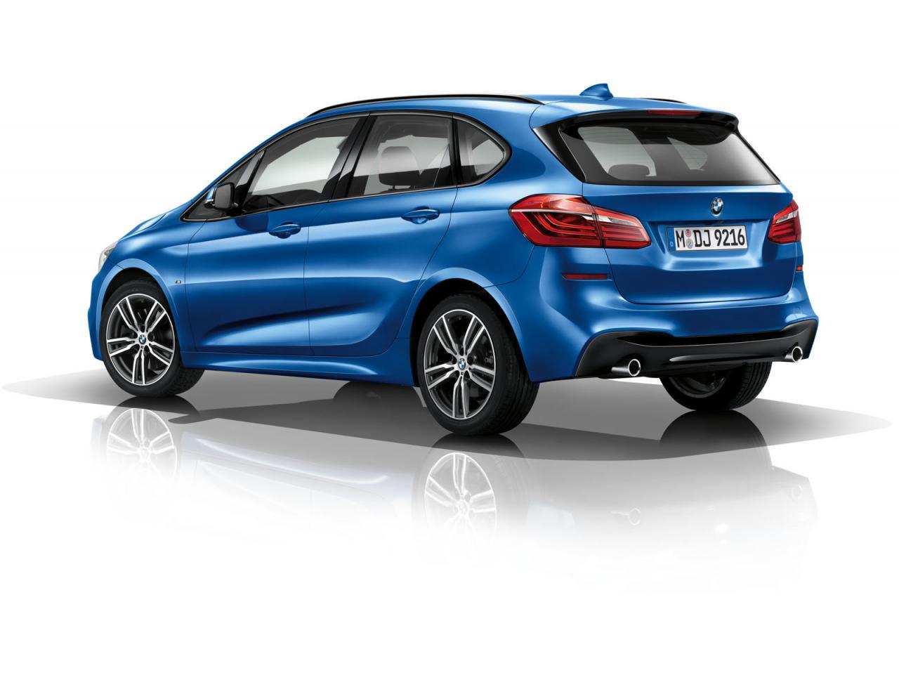 BMW 2-Series Active Tourer M Sport 2