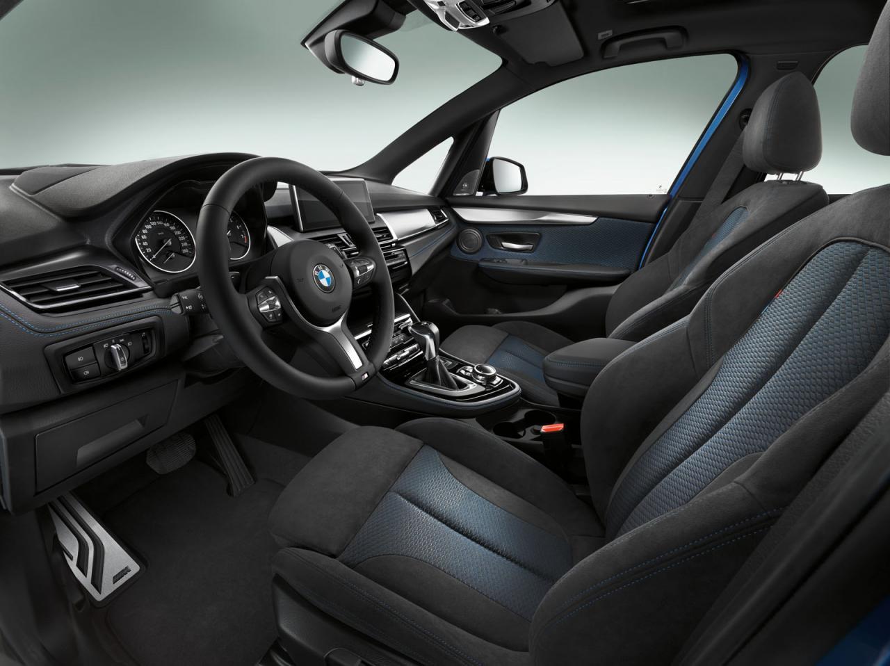 BMW 2-Series Active Tourer M Sport 7