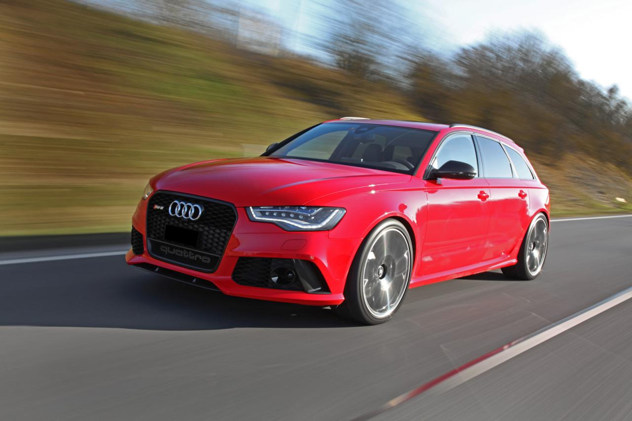 Audi RS6 ganha preparação com 708 cv - Memória Motor