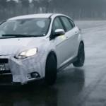 Ford começa a contar a história do Focus RS