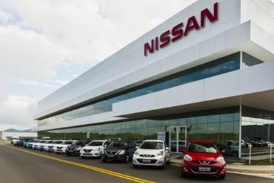 Nissan investe R$ 3 milhões em novas tecnologias de pintura em Resende