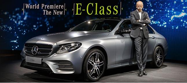 Dream cars são destaques da Mercedes-Benz