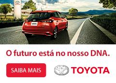 Toyota menos emissão de CO2